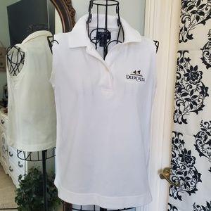 Cutter & Buck sleeveless polo shirt